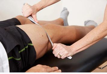 IASTM Tool set 5 stuks Tissue-Verlichten-Gua-Sha-Tool-Spieren-Massager-Body-Ontspanning-Rvs-Soft-Tissue-Fysieke
