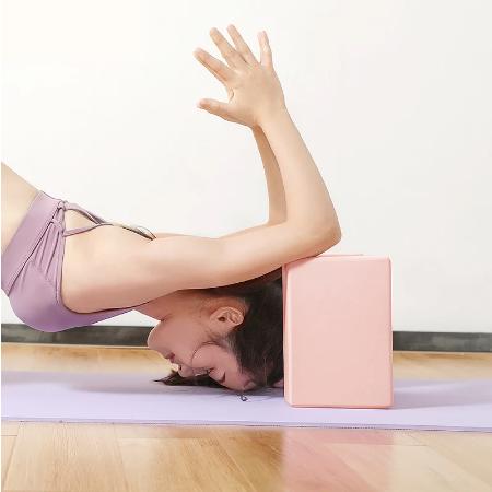 Pilates Yoga Blokken Blokjes Bricks Bolster Kussen Kussen Sport Yoga Benodigdheden Workout