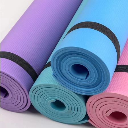 Eva Yoga Matten Anti Slip Deken Waterdicht Vochtbestendige Gymnastiek Mat Sport Gezondheid