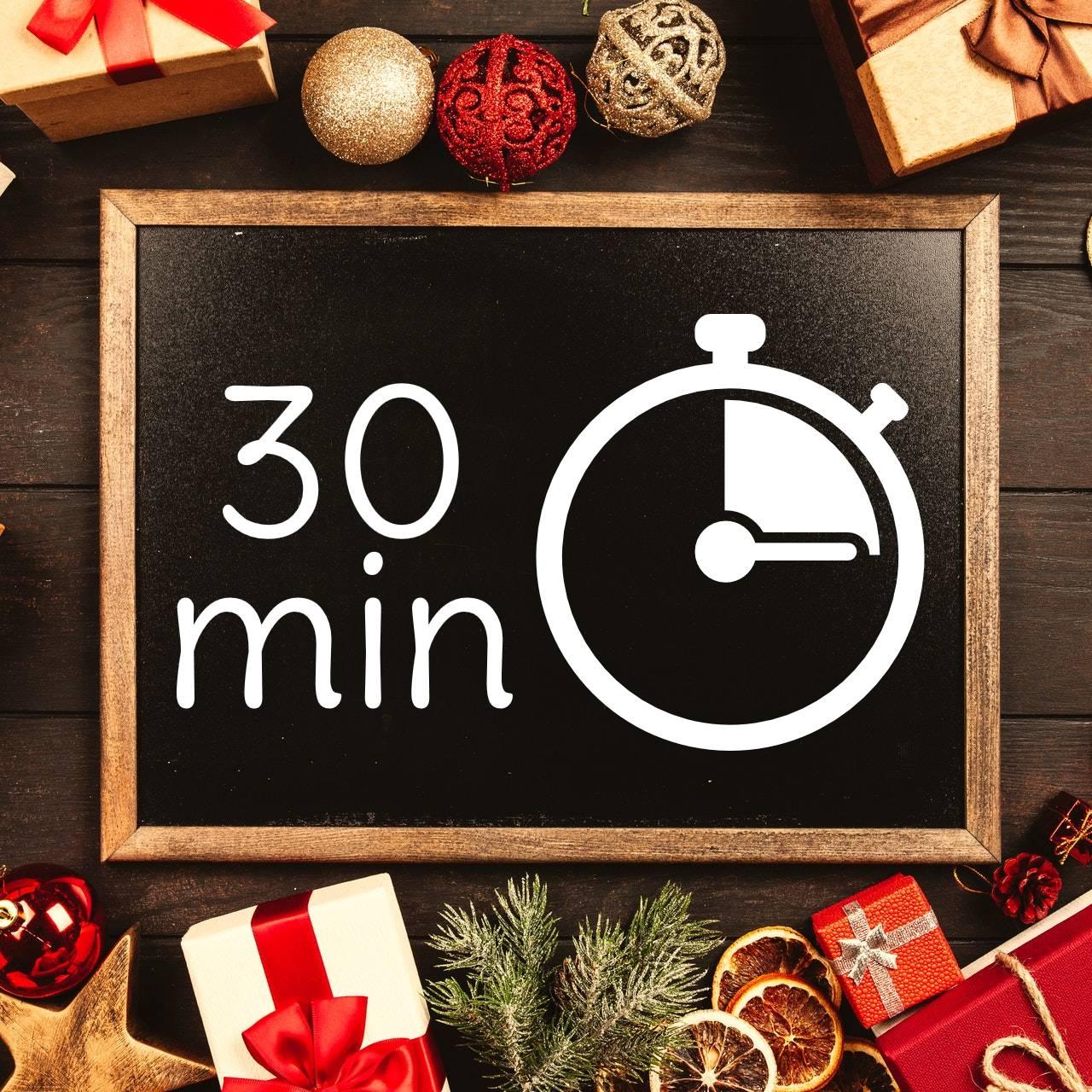 Massagebon 30 minuten