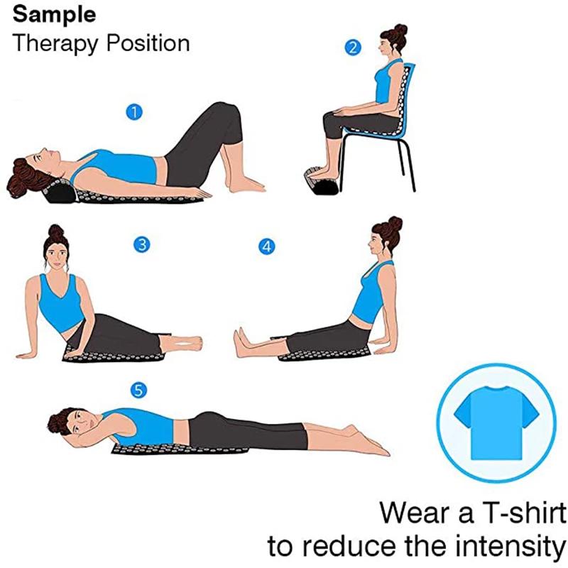 Acupressuur-Mat-Massage-Mat-Lichaam-Nek-Massager-Pijn-Verlichten-Massage-Kussen-Massage-Mat jpg 1