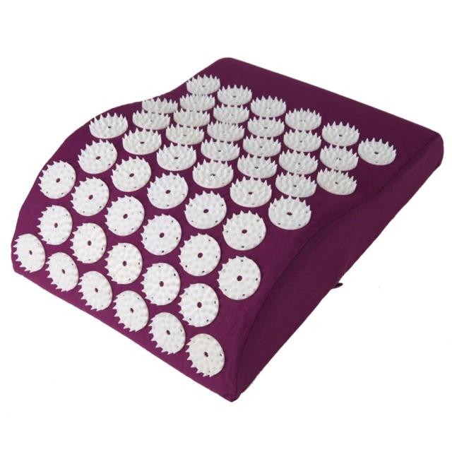 Grote-Maat-125-43Cm-acupressuur-Kussen-Acupunctuur-Sets-Stress-Rugpijn-Massage-Mat-Kussen-Ontspannen-
